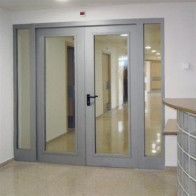 DarTek Bullet proof Aluminium Security Doors