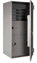 2 Hour Fireproof Safe with TL-15 Rating, 26x27x26
