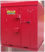 Explosive Materials Magazine Storage Buildings, ATF Explosives & Ammunition Bunkers