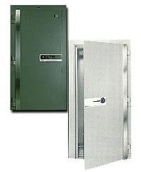 Fireproof Vault Door Class A Fire Rating